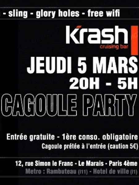 Krash, 18 ans (Paris)